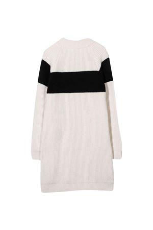 Cream teen knitted dress  BALMAIN KIDS | 11 | 6P1280W0002101NET