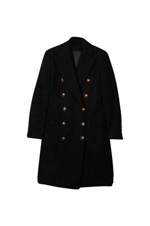 Double-breasted midi coat BALMAIN KIDS | 17 | 6P2130E0039930T