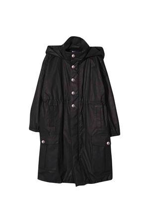 black teen trench coat  BALMAIN KIDS | 13 | 6P2530B0002930T