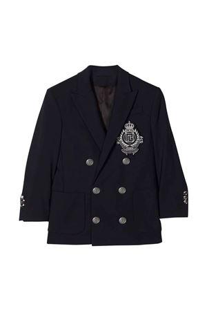 unisex blue blazer  BALMAIN KIDS | 3 | 6P2544I0016621T