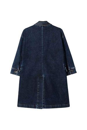 teen denim trench coat BALMAIN KIDS | 1463385353 | 6P2560D0004606T