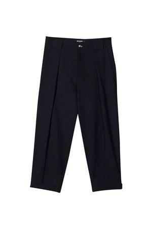 Pantalone blu unisex BALMAIN KIDS | 9 | 6P6550I0016621