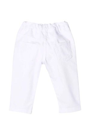 unisex white jeans  BALMAIN KIDS | 24 | 6P6800D0003100