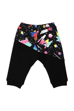 black jogger pants  BALMAIN KIDS | 9 | 6P6A37Z0001930MC