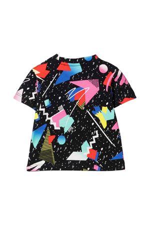 T-shirt multicolore neonato BALMAIN KIDS | 8 | 6P8A21Z0003930MC