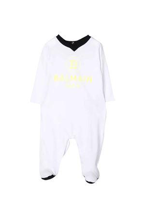 White newborn se BALMAIN KIDS | 75988882 | 6P8A40Z0003100GL