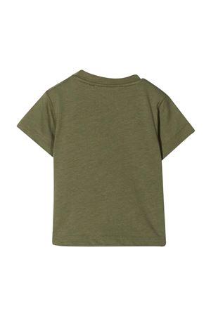 Green newborn t-shirt  BALMAIN KIDS   8   6P8A91Z0057714
