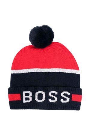 Cappello blu unisex BOSS KIDS | 75988881 | J01122849