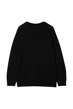 Maglia nera con logo BOSS KIDS | -1384759495 | J25L8809B