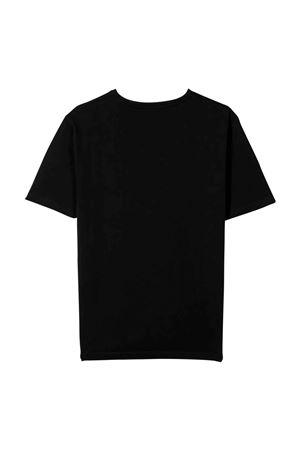 unisex black t-shirt  BOSS KIDS | 8 | J25P1309B