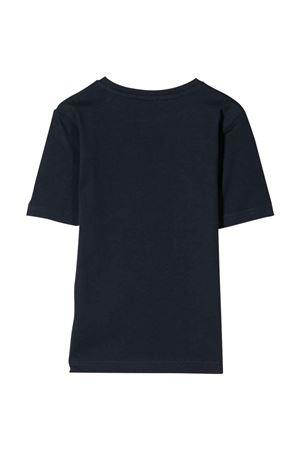 unisex blue t-shirt BOSS KIDS | 8 | J25P13849