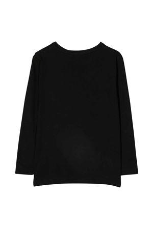 unisex black t-shirt  BOSS KIDS | 8 | J25P2109B
