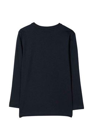 unisex blue t-shirt  BOSS KIDS | 8 | J25P21849