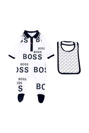 white newborn onesie  BOSS KIDS | 42 | J9833510B