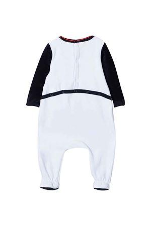 Tutina bianca e nera con logo BOSS KIDS | 42 | J98336771
