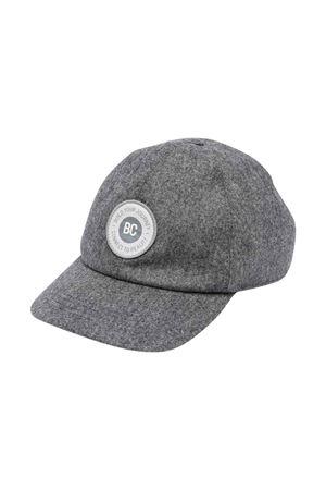 Cappello da baseball con logo Brunello Cucinelli Kids   75988881   B038PW312C003