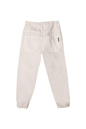 Pantaloni panna bambino Brunello Cucinelli Kids | 9 | B0H43P454C9443