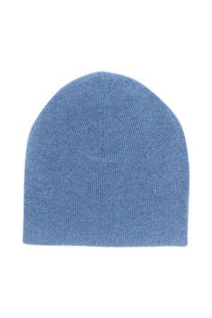 Cappello blu a coste Brunello Cucinelli Kids   75988881   B22M90000C2257