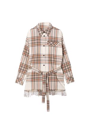 Camicia teen con cintura Brunello Cucinelli Kids | 5032334 | BA759C813C002T