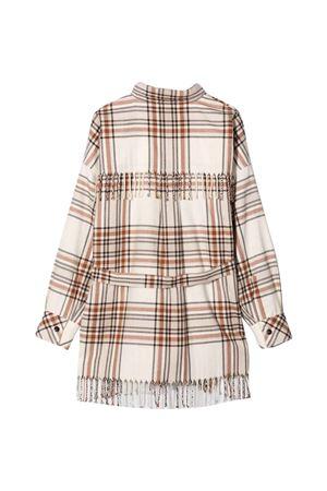 Camicia con cintura Brunello Cucinelli Kids | 5032334 | BA759C813C002
