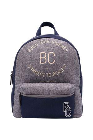 two-tone unisex backpack  Brunello Cucinelli Kids | 31 | BNPLLB105CU052