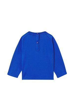 Maglia blu neonato BURBERRY KIDS | 7 | 8042936A1650
