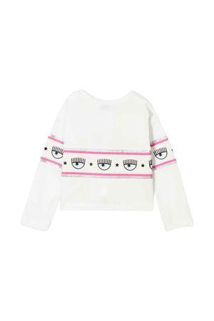 White girl t-shirt  CHIARA FERRAGNI KIDS | 8 | 51860182050001