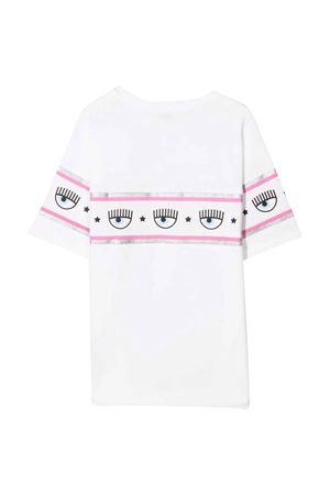 White girl t-shirt  CHIARA FERRAGNI KIDS | 8 | 51860282050001