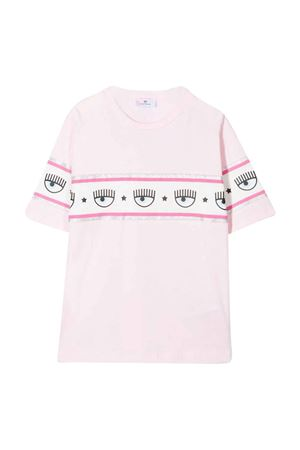 Pink girl t-shirt CHIARA FERRAGNI KIDS | 8 | 51860282050090