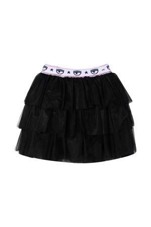 black skirt  CHIARA FERRAGNI KIDS | 15 | 51870089450050