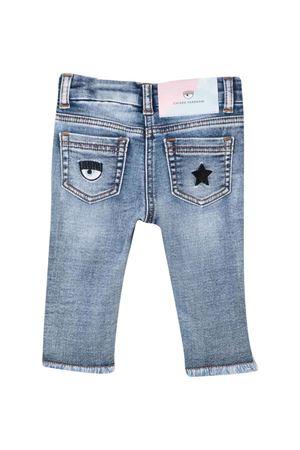 Jeans neonata CHIARA FERRAGNI KIDS   9   53840080160062