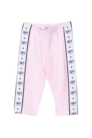 Pantaloni sportivi rosa CHIARA FERRAGNI KIDS | 411469946 | 53840282010090