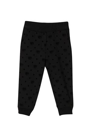 black sweatpants  CHIARA FERRAGNI KIDS | 9 | 53840380280050