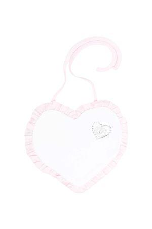 baby heart bib CHIARA FERRAGNI KIDS | 5032339 | 55800080200190