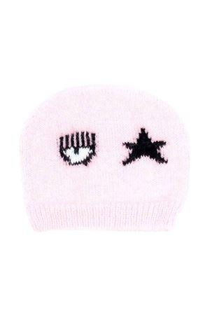 pink baby girl hat  CHIARA FERRAGNI KIDS | 1901739980 | 55800680660090
