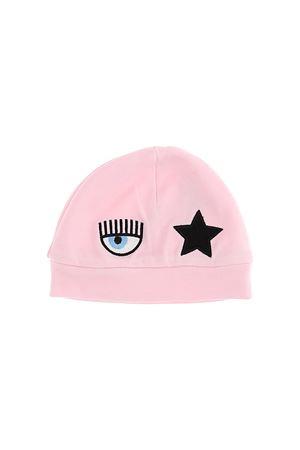 Cappello rosa con applicazioni Chiara Ferragni CHIARA FERRAGNI KIDS | 75988881 | 55801080200090