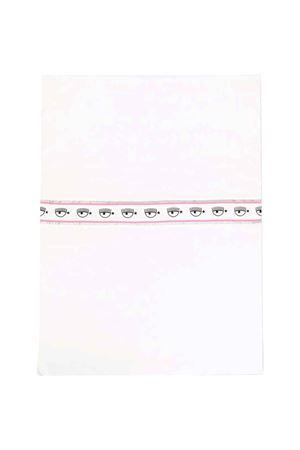 white blanket  CHIARA FERRAGNI KIDS | 1901739980 | 55801180200001