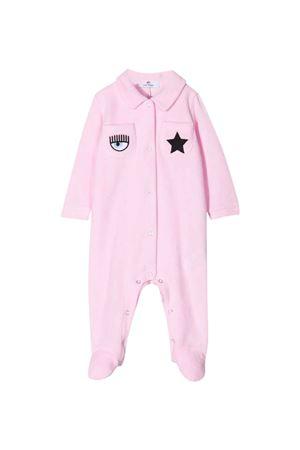 pink babygrow  CHIARA FERRAGNI KIDS | 1491434083 | 55820480240090