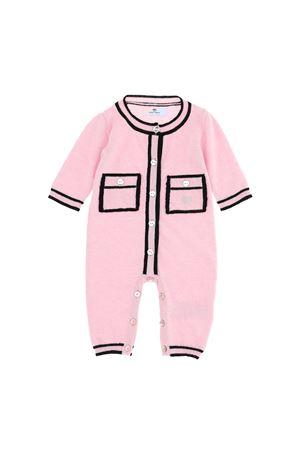 Tutina rosa con dettagli neri Chiara Ferragni kids CHIARA FERRAGNI KIDS | 1491434083 | 55820680659050