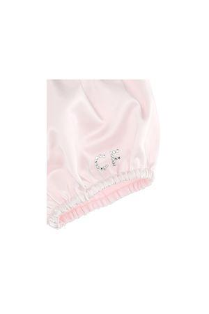 Shorts bianchi con applicazione Chiara Ferragni kids CHIARA FERRAGNI KIDS | 30 | 55840081300090
