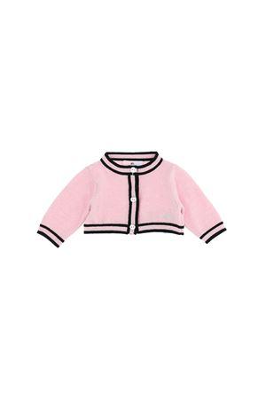 Black and pink cardigan Chiara Ferragni kids CHIARA FERRAGNI KIDS | 39 | 55880180659050