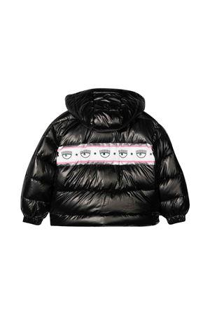 black down jacket  CHIARA FERRAGNI KIDS | 783955909 | 59810080470050