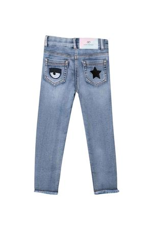girl jeans  CHIARA FERRAGNI KIDS | 9 | 59840780160062