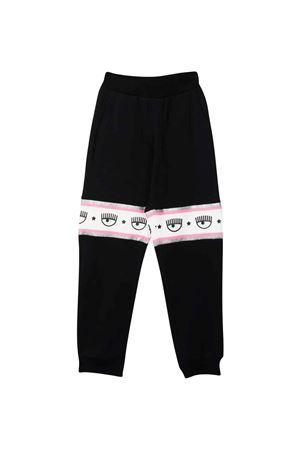 black joggers  CHIARA FERRAGNI KIDS | 9 | 59841080720050