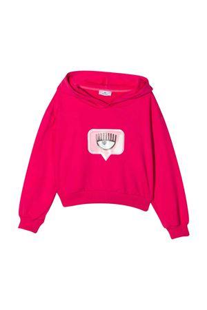 fuchsia sweatshirt  CHIARA FERRAGNI KIDS | -108764232 | 59860780720097