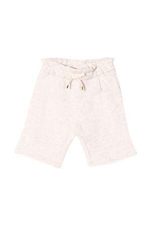 Shorts beige bambina CHLOÉ KIDS | 9 | C04196C08
