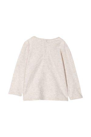 Beige T-shirt with print CHLOÉ KIDS   8   C05391C08