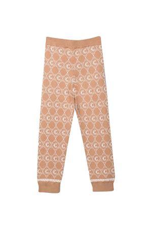 Jacquard C pattern trousers CHLOÉ KIDS | 9 | C14682231