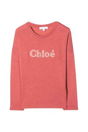 Sweatshirt with print CHLOÉ KIDS | 8 | C15D2144V