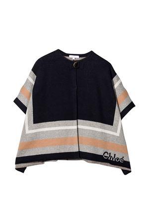 gray cape  CHLOÉ KIDS | 52 | C16390859